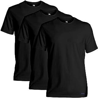 Men's Crewneck Stretch Cotton Tshirts, 3 Pack