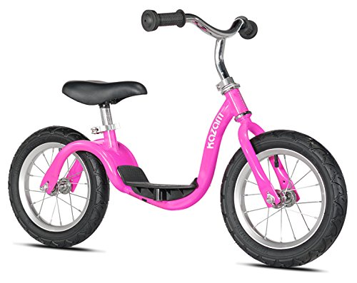 Kazam KZ2 Laufrad–Rosa, für Kinder von 2-5Jahren