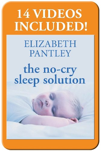 The No-Cry Sleep Solution Enhanced Ebook: Foreword by William Sears, M.D. (Pantley) (English Edition)