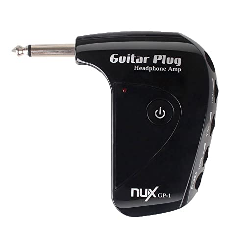 Nux GP-1 Electric Guitar Headphone Amp