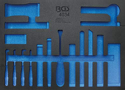 BGS 4034-1   Werkstattwageneinlage 3/3   leer   für Art. 4034