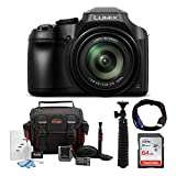 Panasonic LUMIX FZ80 4K Long Zoom Camera (18.1 Megapixels, 60X 20-1200mm Lens) +...