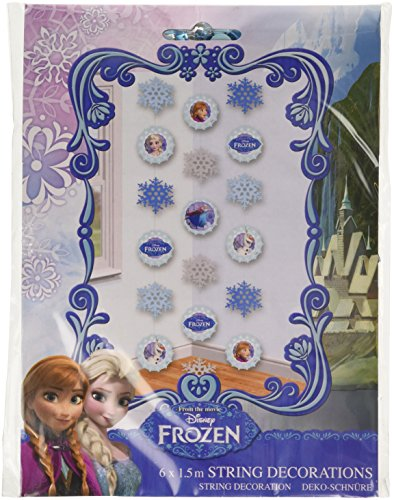 Amscan International Frozen kettingdecoratie
