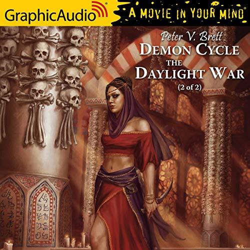 The Daylight War, 2 of 2 cover art