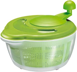 Westmark German Vegetable and Salad Spinner with Pouring Spout (Green) - 2432GB4A