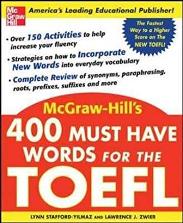 [(400 Must Have Words for the TOEFL)] [By (author) Lynn M. Stafford-Yilmaz ] published on (May, 2005)