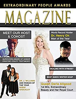 Extraordinary People Awards (English Edition) par [LaVerne Adekunle, Henry Oh, Dwayne Coley, Carla Johnson, John Williams, Macaiah Tillman]