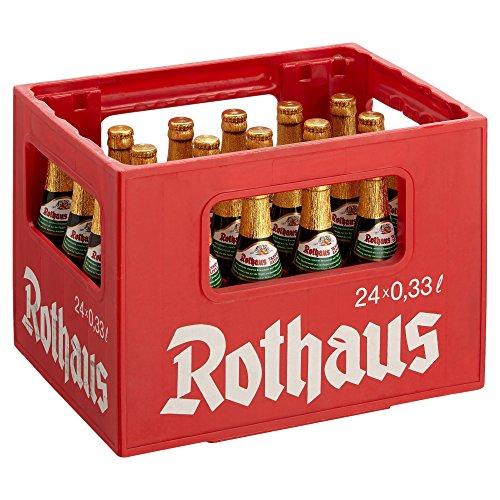 Rothaus Tannenzäpfle-Pils, MEHRWEG (24 x 0,33 l)
