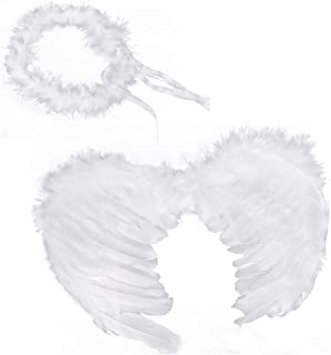 angel headpiece costume