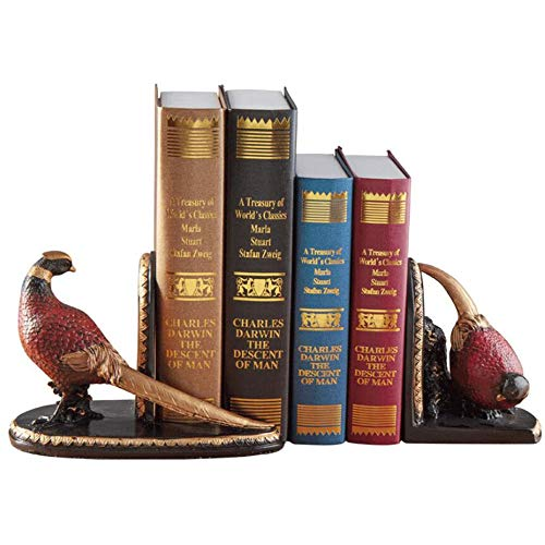 edafg Europese Rijke Vogelboek Stand Decoratie Thuis Woonkamer Studie Boekenkast Boek Door Boek Blok Boek Display Kantoordecoratie