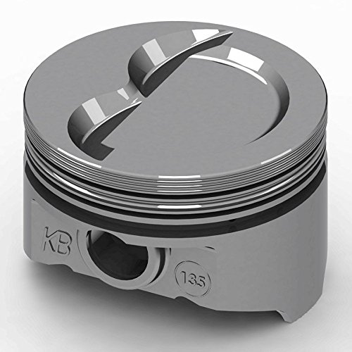 KB Performance Pistons KB135.030-18cc Dished Piston Set for Small Block Chevrolet