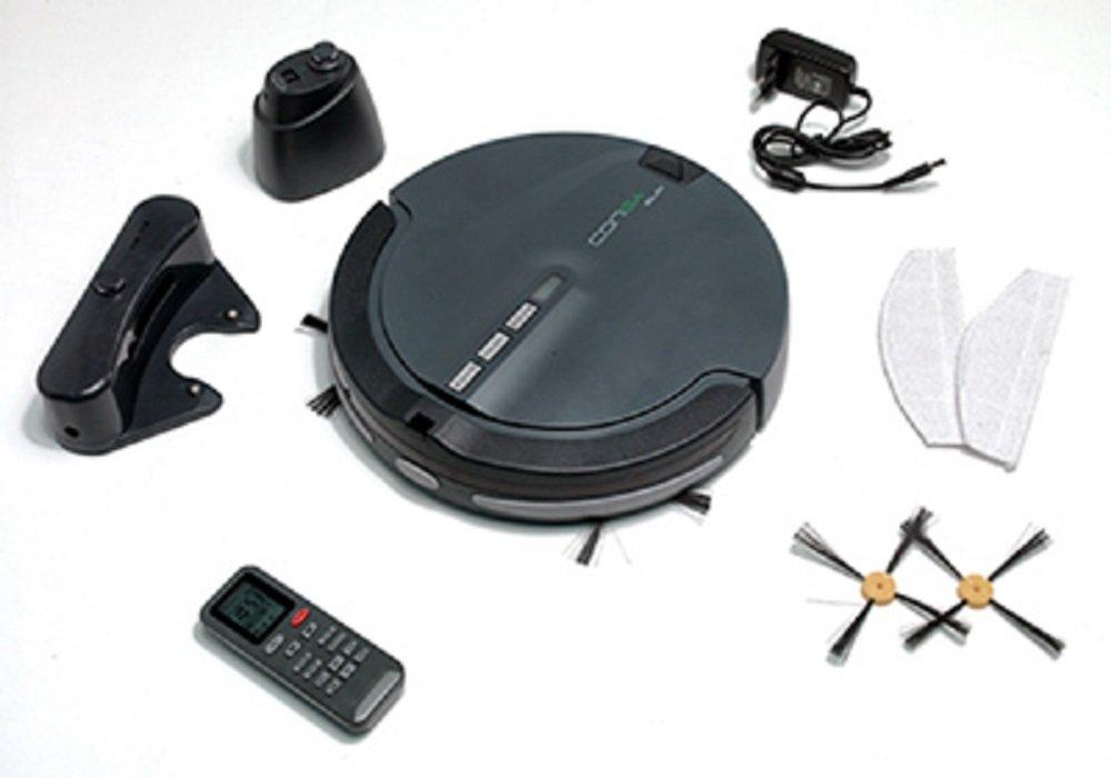 Cecotec C05003 Robot aspirador inteligente CONGA SLIM, 0.25 litros ...