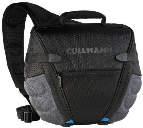 Cullmann Protector CrossPack 350- Mochila para cámaras color negro