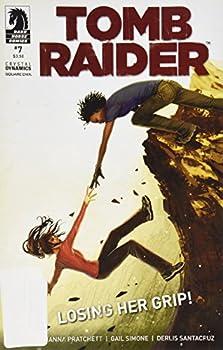 Comic Tomb Raider #7 Book