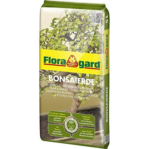 Floragard Bonsaierde 1x5l