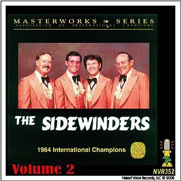 The Sidewinders - Masterworks Series Volume 2