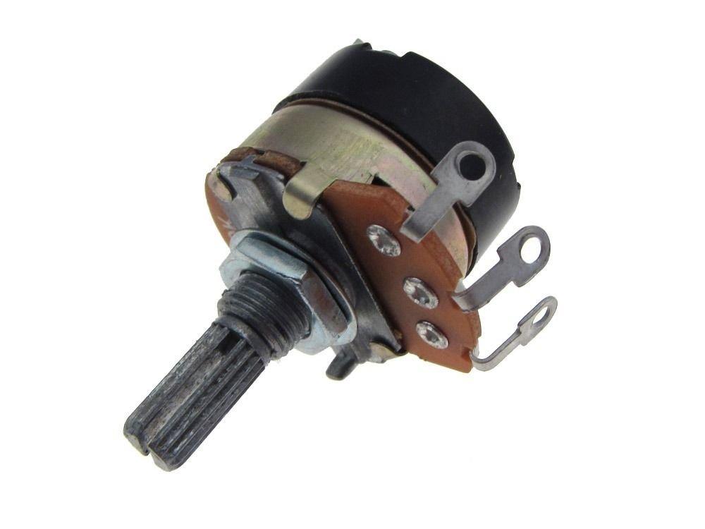 100K Popular Sales for sale overseas Potentiometer Pot Switch Knurled w