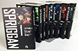 SPRIGGAN スプリガン [文庫版] コミック 全8巻  完結セット