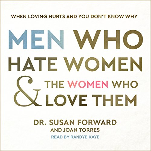 Men Who Hate Women and the Women Who Love Them audiobook cover art