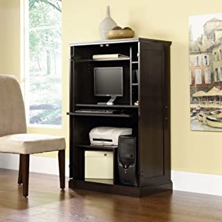 elegant computer armoire