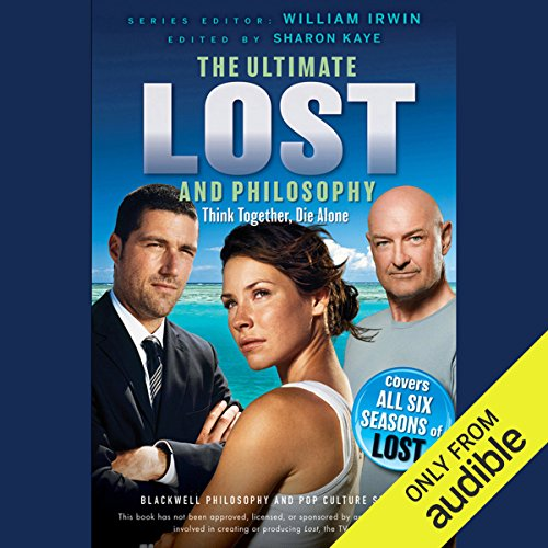 Ultimate Lost and Philosophy cover art
