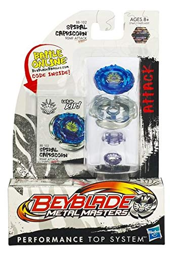 Beyblade Metal Masters Spiral Capricorn 90MF