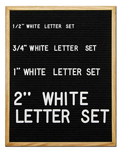 """Set of 300, (0.75) ¾"""" Plastic Letterboard Letters for Changeable Felt Letter Boards, Message Board Letters, Letter Board Accessories, Letter Board Letters Only, Letter Board Letters For Letter Boards Photo #9"""