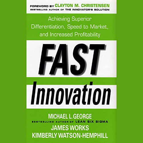 Fast Innovation audiobook cover art