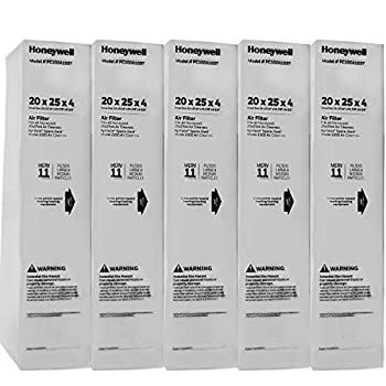 Honeywell FC100A1037-5 20  x 25  Merv 11 Filter Media  Pack of 5