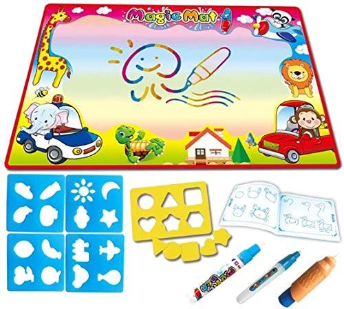 hsj Wasser Leinwand Heiße Farbe Leinwand Wasser Leinwand Zeichenbrett Schreibens-Brett-Kleinkind-Graffiti Leinwand Spielzeug Sonderangebot Exquisite Verarbeitung