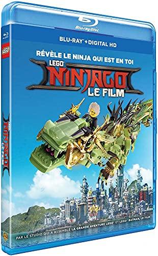 Lego Ninjago : Le Film [Blu-Ray]