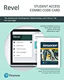 Revel for The Adolescent: Development, Relationships and Culture -- Combo Access Card