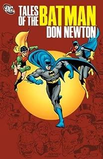 Tales Of The Batman Don Newton HC Vol 01 by Adkins, Dan (2011) Hardcover