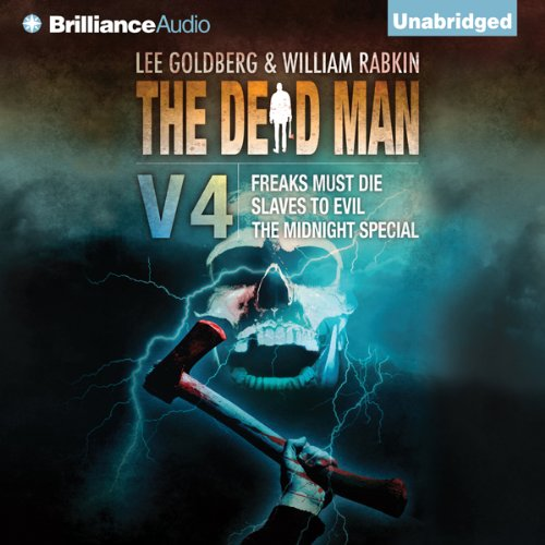 The Dead Man: Vol 4 audiobook cover art