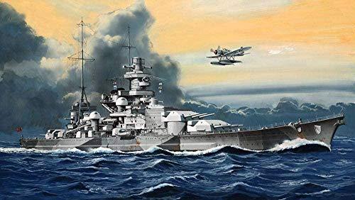 YYLPLLE 1000 Piezas De Rompecabezas DIY De Madera 3D De La Segunda Guerra Mundial Portaaviones Fighter Juguetes Educativos para Niños Juego De Descompresión para Adultos 50X75Cm