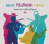 Paganini: Sonaten für Violine und Gitarre