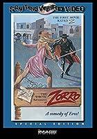 The Erotic Adventures of Zorro【DVD】 [並行輸入品]