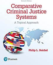 Best comparative criminal justice systems 7th edition Reviews