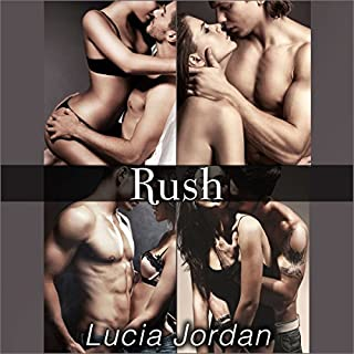FREE FIRST CHAPTER: Rush cover art