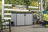 Zoom IMG-1 keter porta attrezzi da giardino