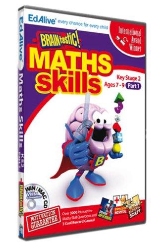 BRAINtastic! Maths KS2 Part 1 (P...