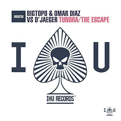 Bigtopo & Omar Diaz vs D'Jaeger