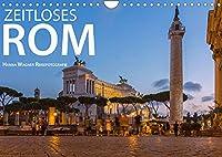 Zeitloses Rom (Wandkalender 2022 DIN A4 quer): Zeitlose Bilder aus der Ewigen Stadt Rom (Monatskalender, 14 Seiten )