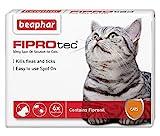 Beaphar® FIPROtec® Kill Flea Ticks Spot On Drop Treatment Protection for Cats