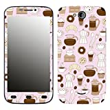 DISAGU SF 106083_ 1151Coffee 04Skin Case Cover For