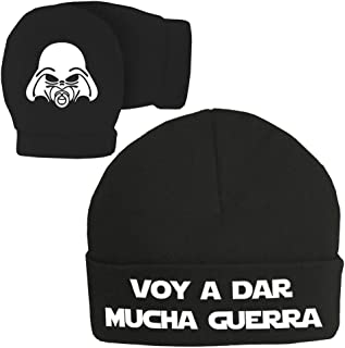 Amazon.es: gorro y manoplas recien nacido
