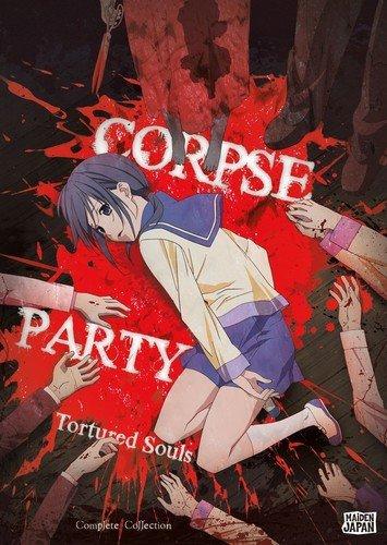Corpse Party [Edizione: Stati Uniti] [Italia] [DVD]