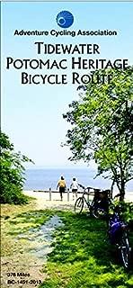 Tidewater Potomac Heritage Bicycle Route: Washington D.C. - Washington D.C. (378 Miles)