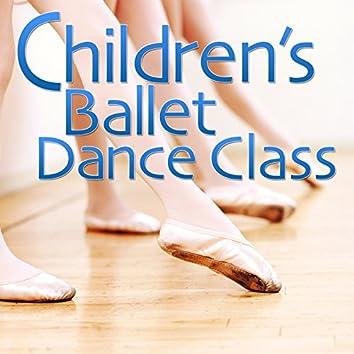 Children's Ballet Dance Class
