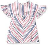 Hatley Girls' Tee Dress, Pink, 4T (Toddler)